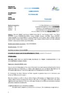 Compte-rendu 26/02/2015